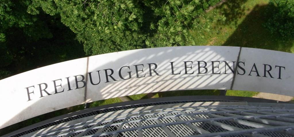 Freiburger Lebensart auf dem Schlossberg genießen