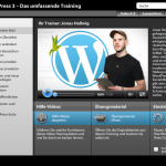 "[Lern-Tipp] Videotraining ""WordPress 3 – Das umfassende Training"""