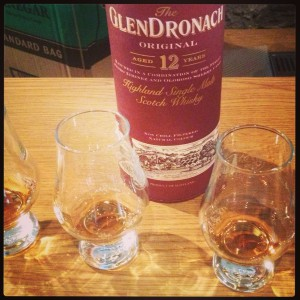 Whisky Tasting mit einem feinen Tröpfchen