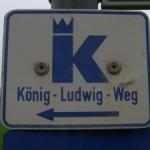 Herbstwanderung auf dem König-Ludwig-Weg zum heiligen Berg Andechs