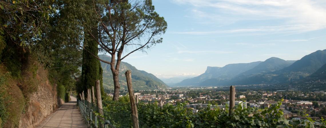 Südtirol: Die schönsten Spazierwege in Meran
