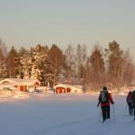 God Nytt År! Silvester in Schweden