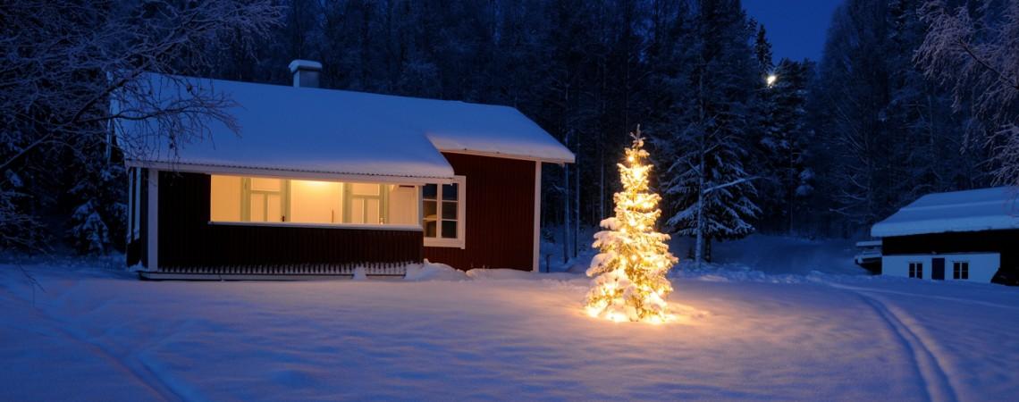 God jul! Weihnachten in Schweden
