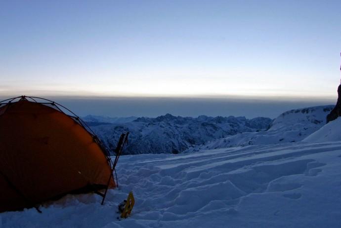 Schneeschuhtour mit Winterbiwak