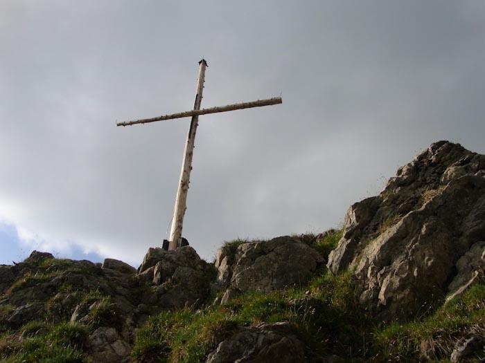 Alpspitz Gipfelkreuz