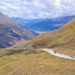 [Foto der Woche] #9 Der beste Roadtrip meines Lebens, Crown Range Road, Neuseeland