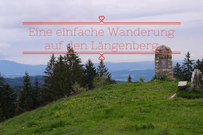 Header: Wanderung auf den Längenberg