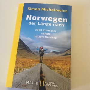 Buch: Norwegen der Länge nach