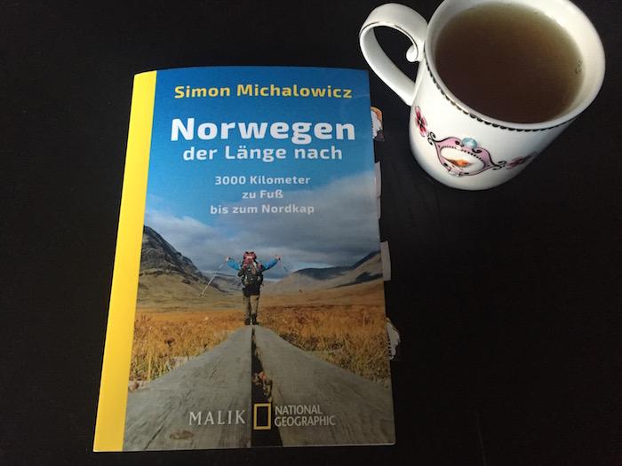 Norwegen der Lände nach: Buchcover