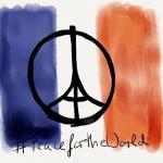 Für ein Leben ohne Angst #PeaceforParis #PeacefortheWorld