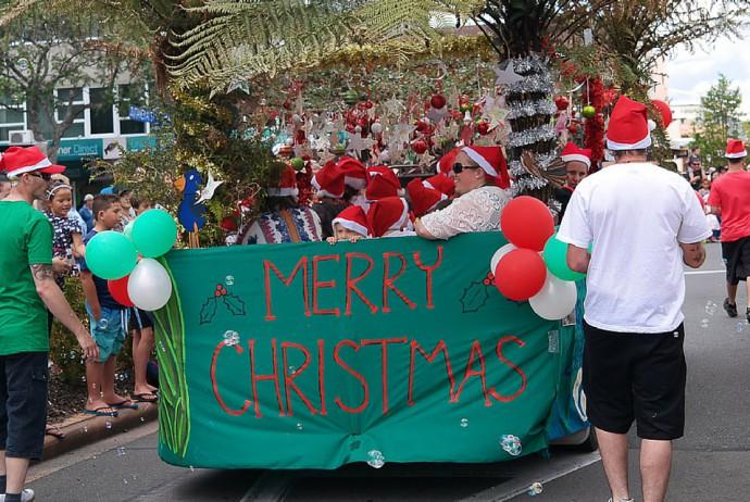 Weihnachten in Neuseeland feiern