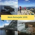 Das war 2015 – Mein Reisejahr auf Instagram