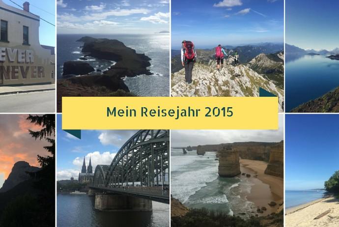 Mein Reisejahr 2015 auf Instagram