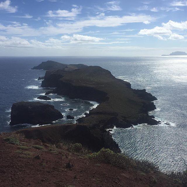 Wandern an der Ostspitze von Madeira