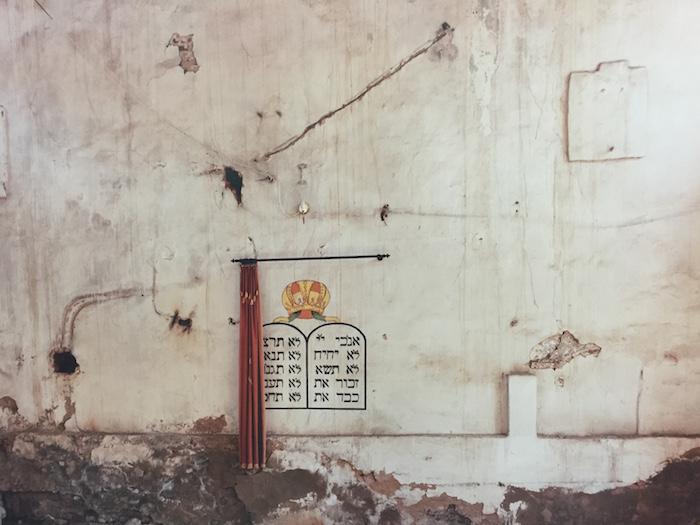 Jüdische Spuren in den umfunktionierten Synagogen