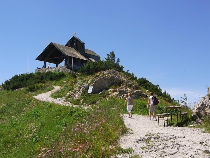 Die Hochfelln-Kapelle