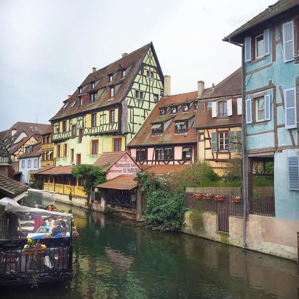 Petit Venice in Colmar