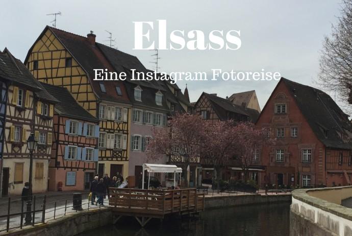 Elsass Instagram Reise