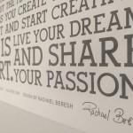 Die Sache mit der Leidenschaft
