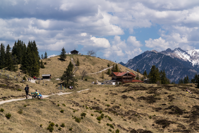 Hoher Kranzberg mit Kranzberg-Gipfelhaus