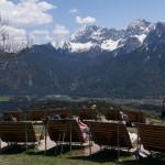 Hoher Kranzberg – Eine leichte Wanderung zum Panoramakino von Mittenwald