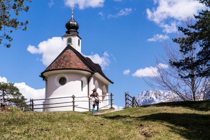 Kapelle Maria Königin am Lautersee